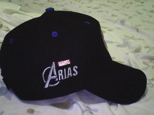 gorras bordadas!!! personalizadas - pop - precio x 2 unid