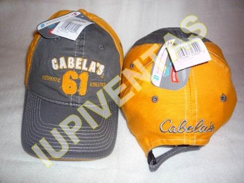 gorras cabelas 100% originales iupiventas