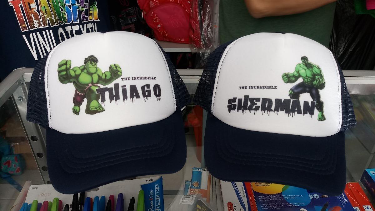 cce86ad683903 gorras cachuchas personalizadas para niños y niñas x unidad. Cargando zoom.