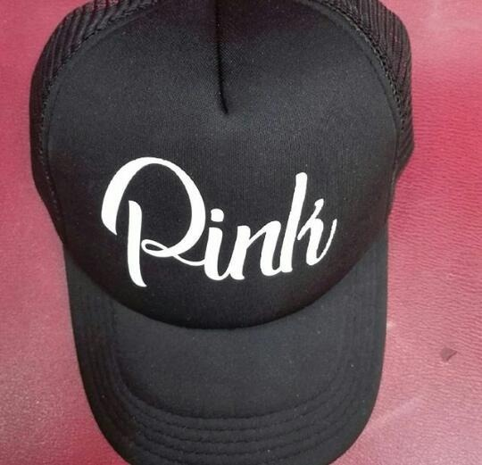 83671f88e518 Gorras-cachuchas Pink Mujer-hombre