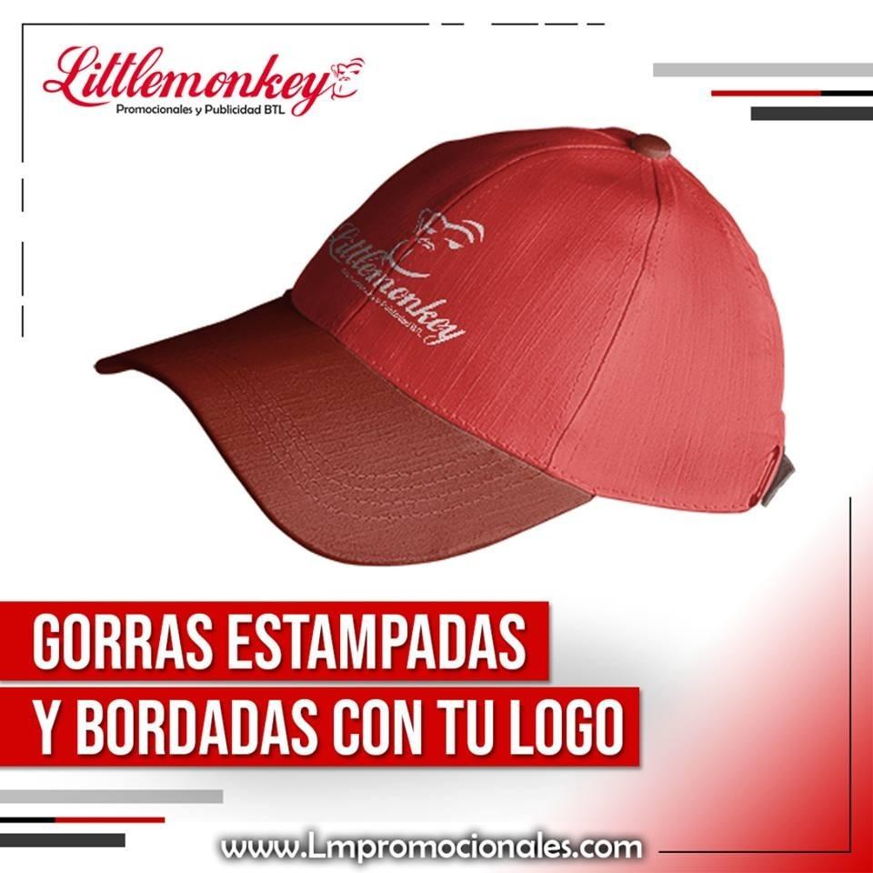 Gorras Cachuchas Publicitarias + Tu Diseño -   3.299 en Mercado Libre bf7b6b22f57