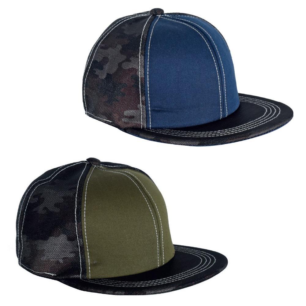gorras camufladas azul y verde visera plana x 10 unidades. Cargando zoom. a36512bc08c