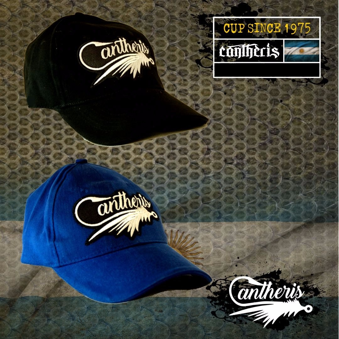 Gorras Caps Cantheris Pesca Bordadas Importada Exclusiva Nue -   750 ... 943e172da07