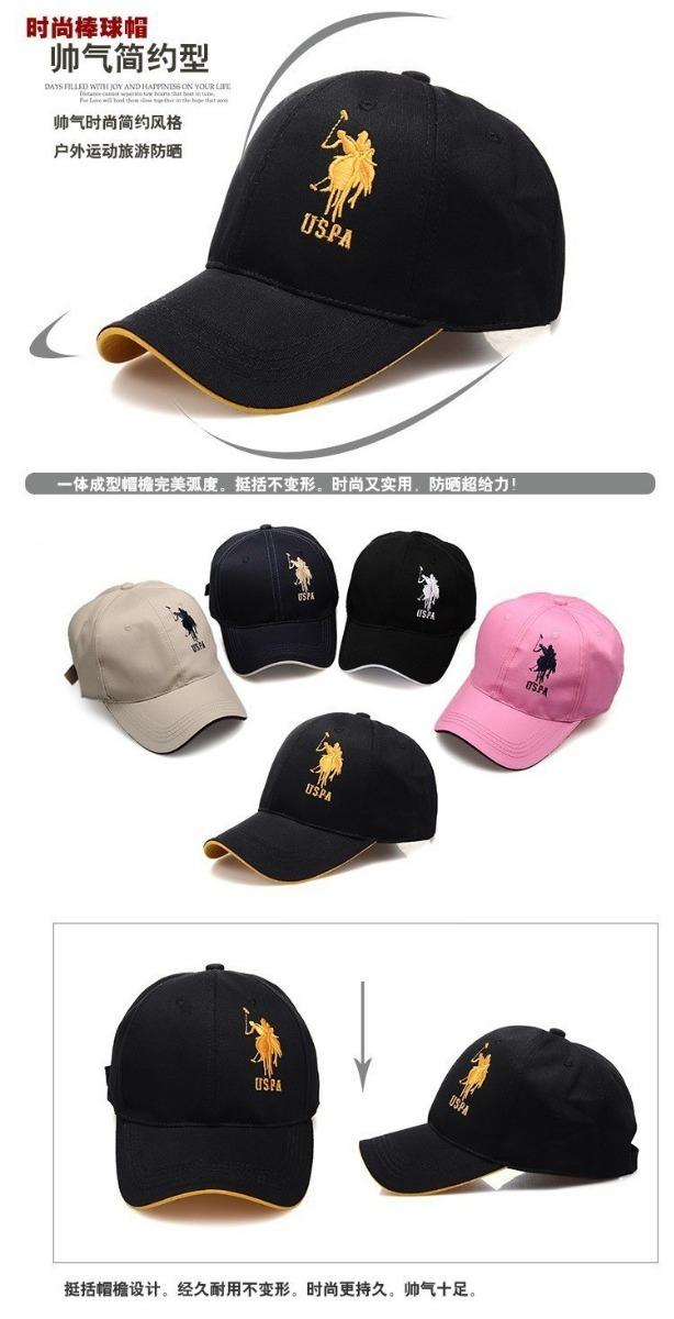 gorras caps uspa polo asociation c logos bordados importadas. Cargando zoom. a8845cac08f