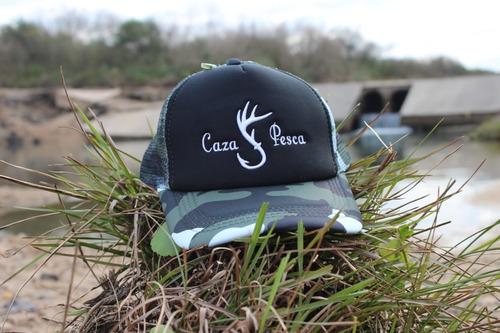 gorras caza y pesca