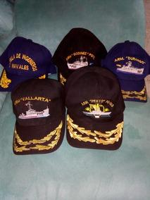 a juego en color mejor coleccion muchos estilos Gorras De Barcos De La Armada De Mexico