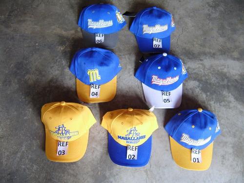 gorras de beisbol leones tigres magallanes bravos