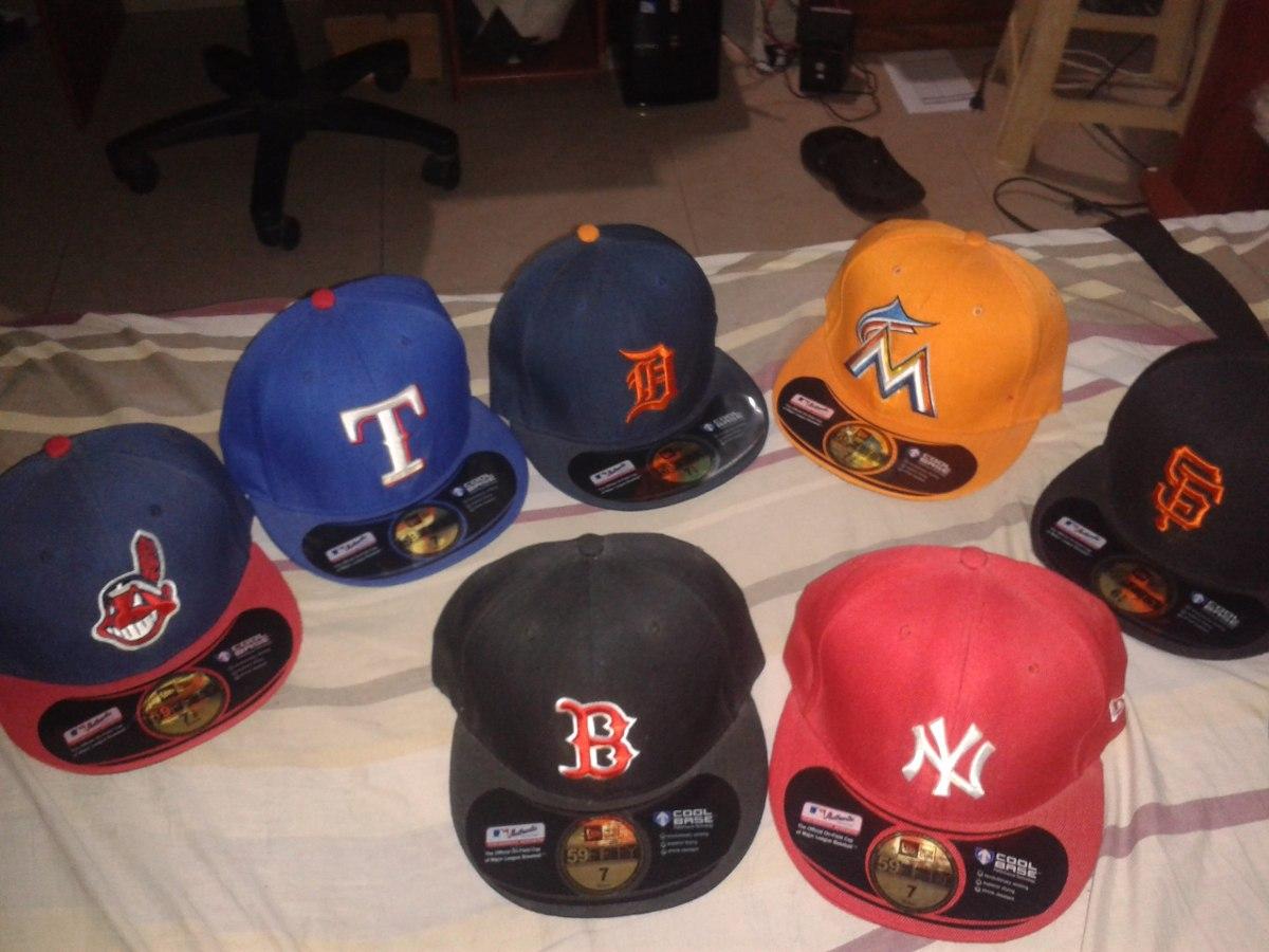 52070ce2f09d Gorras De Beisbol Planas Mlb New Era