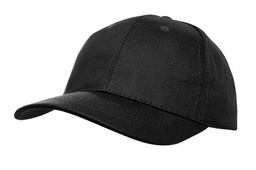 gorras de gabardina negra