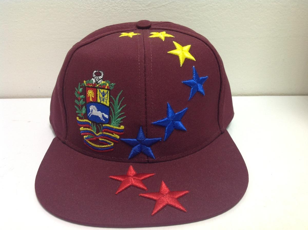 gorras de la vinotinto-venezuela (snapback) modelo 4. Cargando zoom. 0d1b731dd00