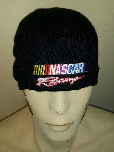 gorras de lana invierno bob nascar racing