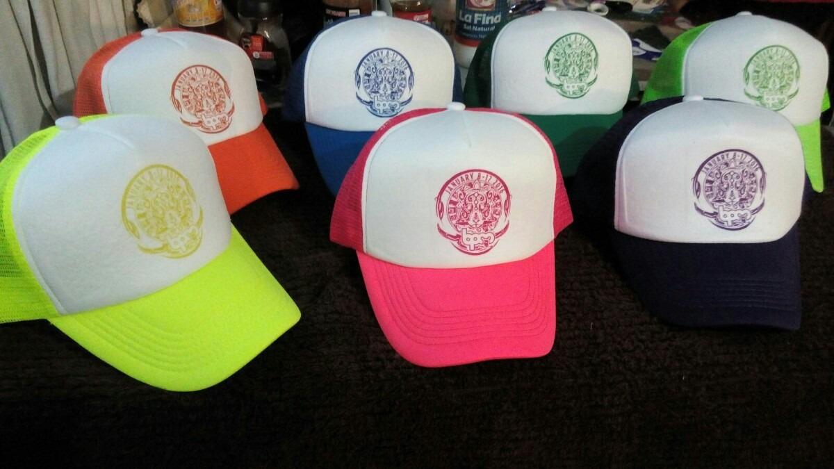 925cf3ef58f15 gorras de malla personalizadas paquete 100 pzs envío gratis. Cargando zoom.
