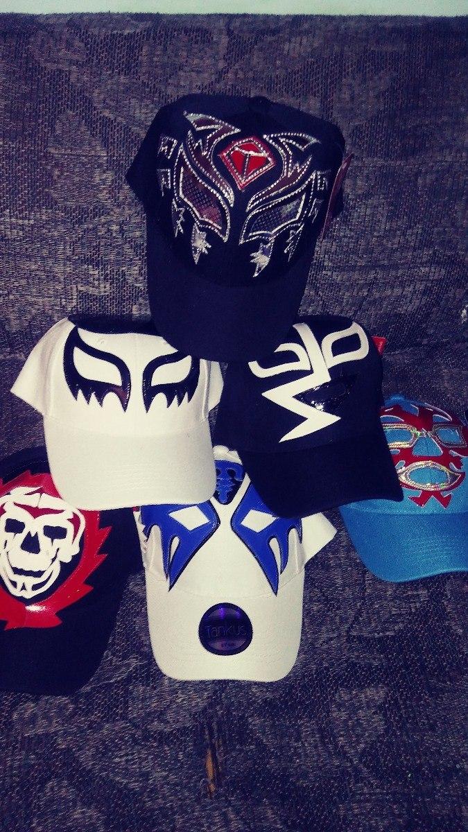 gorras de mascara de luchador la park cien caras atlantis. Cargando zoom. 24aaaadb4e7