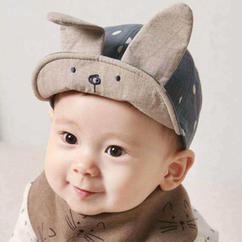 Gorras De Sol Para Bebé Sombreros Gorros De 6-18meses -   280.00 en ... 96e150b4147
