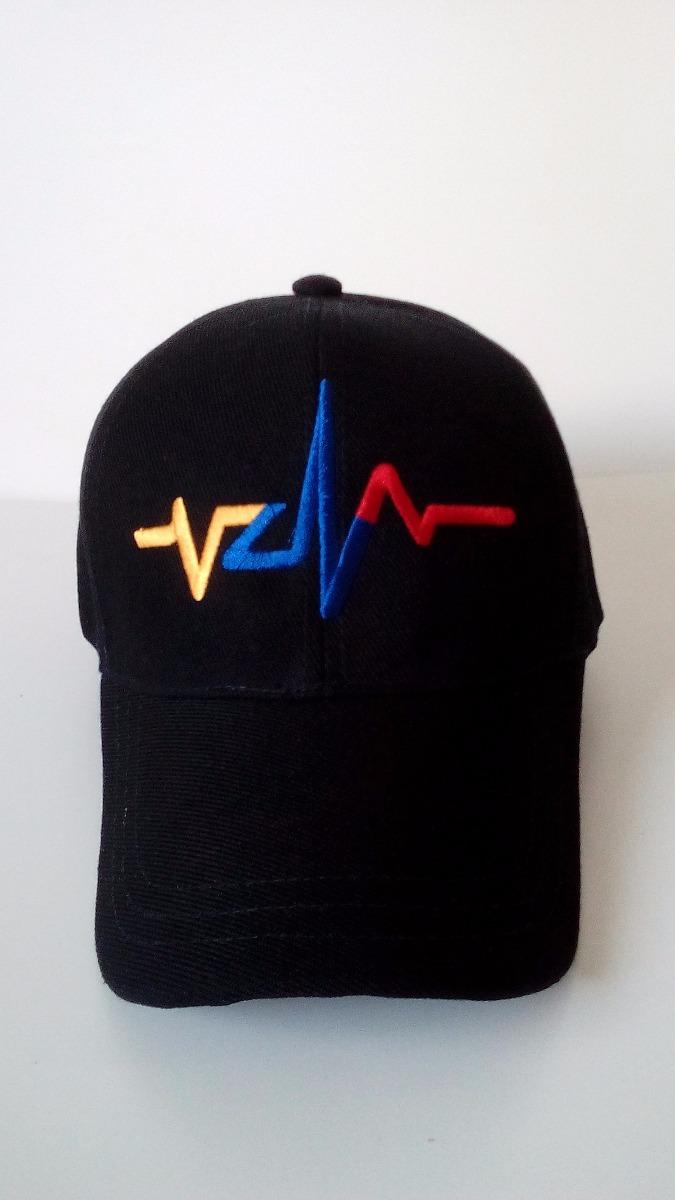 gorras de venezuela diseños vzla ritmo cardíaco. Cargando zoom. fe424b3657d