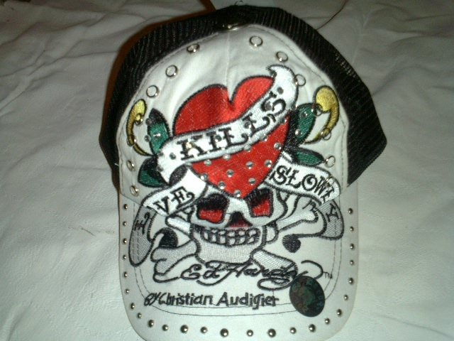 Gorras Ed Hardy By Christian Audiger Vintage Tattoo Wear - Bs. 7.900 ... 8c64179484d