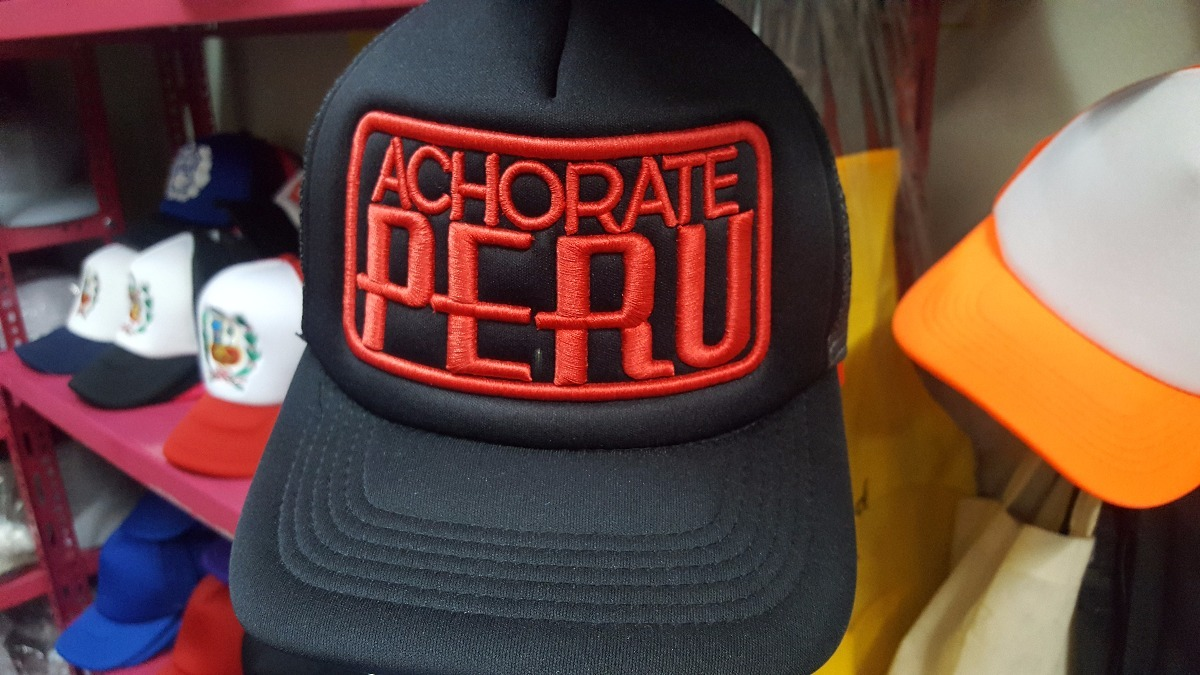 8aa4d08ada1ea Gorras En Gamarra Achorate Perú