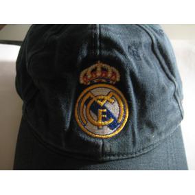 67a20618809f5 Gorra Real Madrid Original Bordada adidas