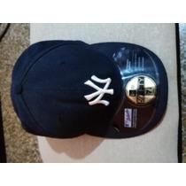 Gorra Oficial Yankees Mlb New Era - Terreno Play!