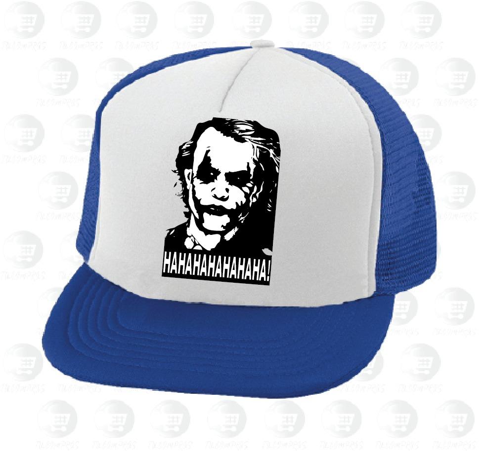 gorras estampadas personalizadas. diseño  el guason - batman. Cargando zoom. 8b60a7a6041