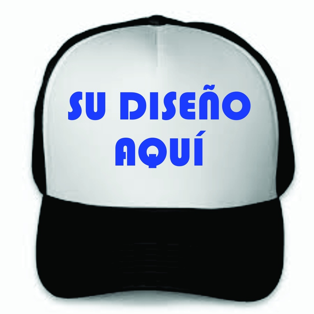 Gorras Estampadas (sublimacion O Vinilo) -   170 6473df73c5d55