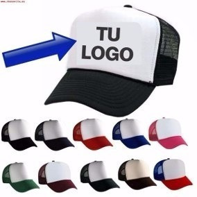 gorras estampadas trucker