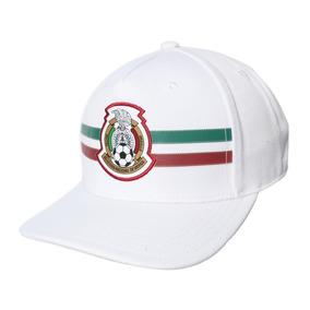 4e93b7e0bbe31 Gorra Ajustable Seleccion De Mexico adidas Full Cf5159