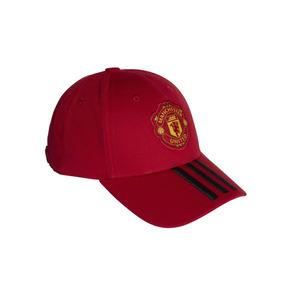 6456df01c4ddf adidas Manchester United Gorra Red Devils Ajustable Original