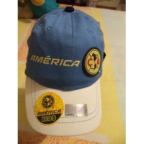 e311e26718fff Gorra Oficial De Las Aguilas Del America en Mercado Libre México