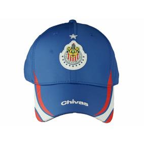 c81803f06f19f Gorra Oficial Deportivo Guadalajara Chivas Adulto Cch17003-d
