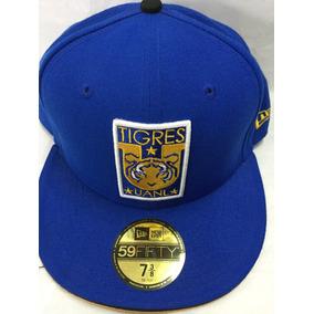 2caff62d2c588 Gorra Puma Snap Back Tigres New Era 100% Original 7 3 8