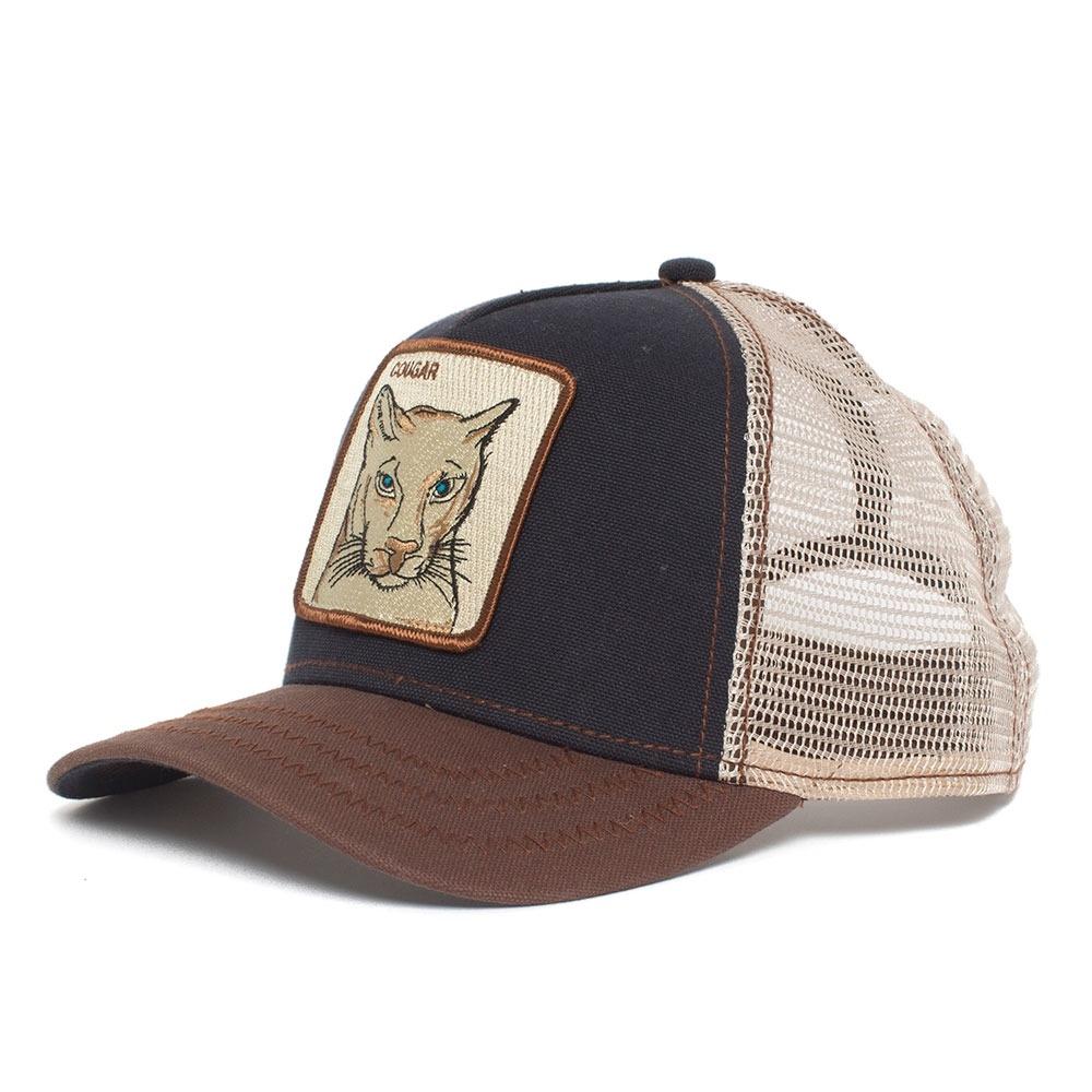 147be1b28c967 gorras goorin bros baseball cougar animal farm trucker puma. Cargando zoom.