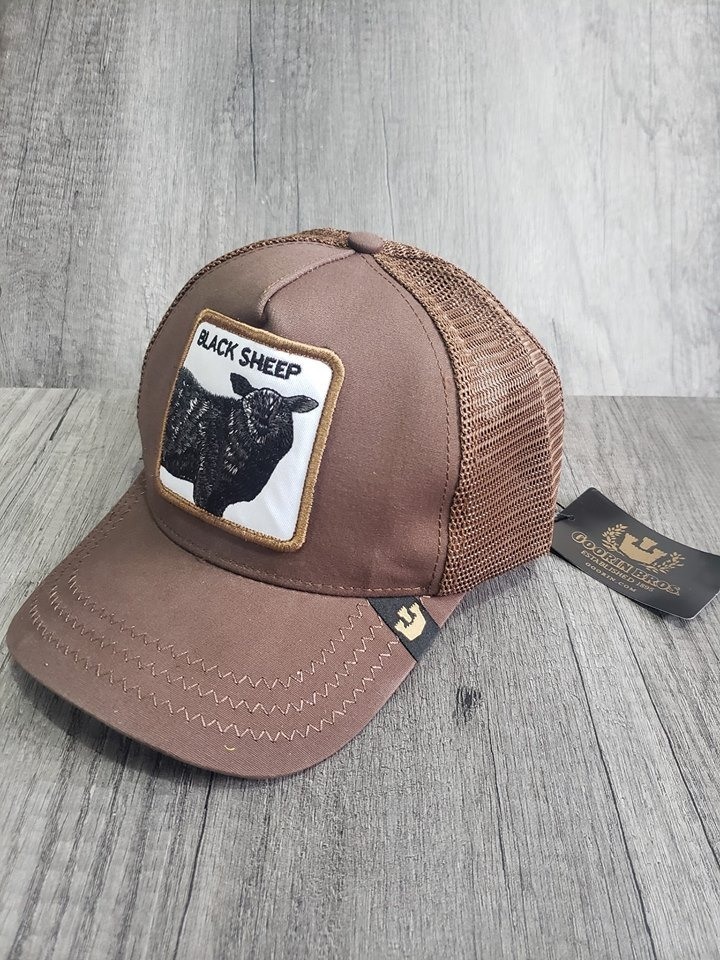 Gorras Goorin Bros Varios Modelos Black Sheep Wise Ass Goat ... cbfadd97dd9