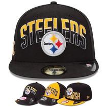 Gorra New Era Pittsburgh Steelers Moda Urbana Talla 7 3/8=57