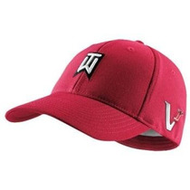 Gorra Nike Modelo Tiger Wood One Victory/red Colleccion M/l