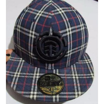 Gorra Element New Era Traida De Usa Talla 7 3/8 Como Nueva