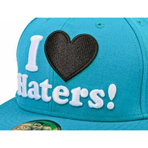 Remato Gorra Dgk Original I Love Haters