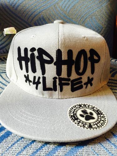 gorras hip hop 4 life dogg life snapback gangsta rap