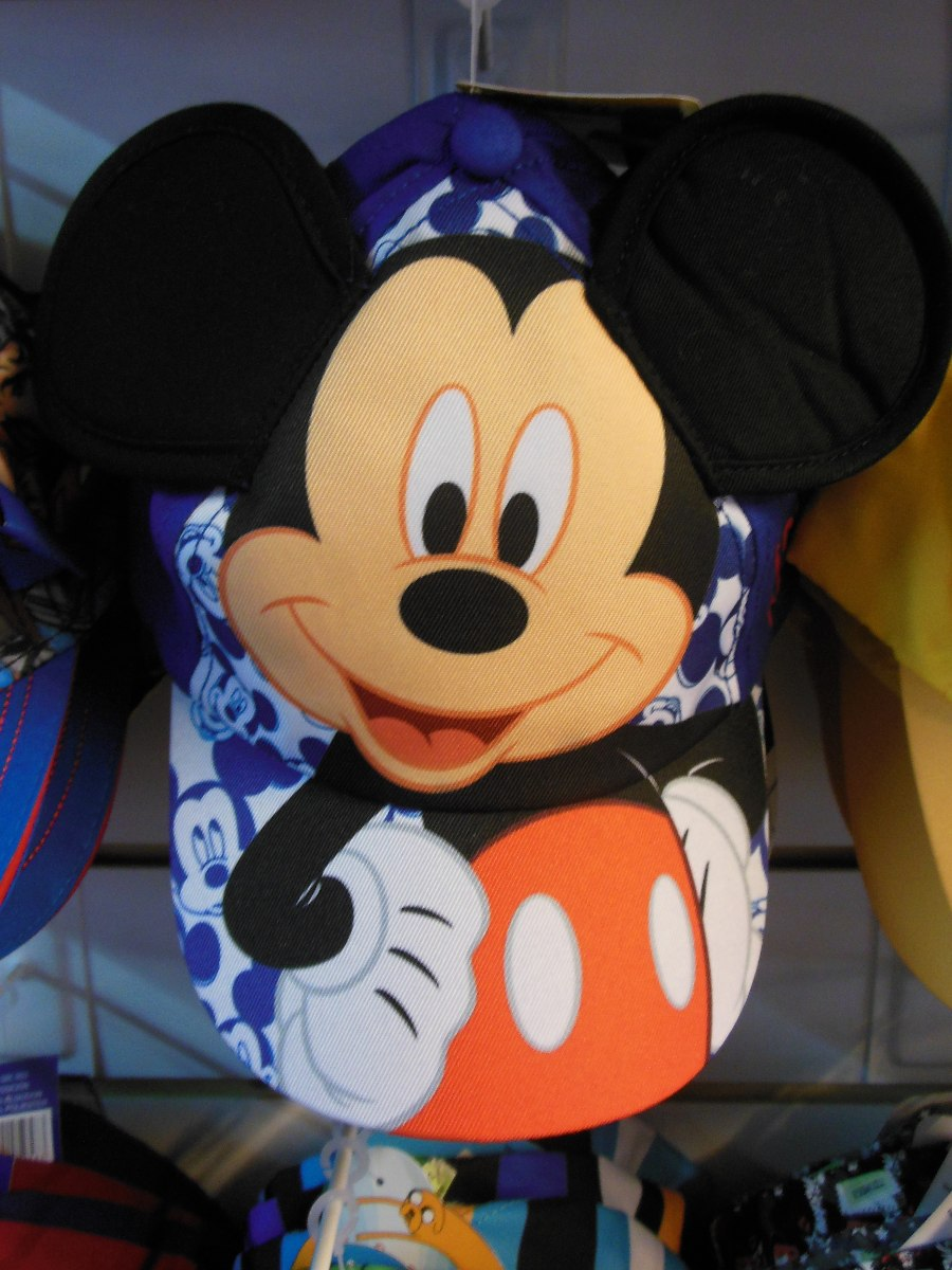 gorras infantiles con visera de licencia mickey mouse. Cargando zoom. a8212a4d14f