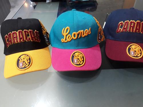 gorras leones del caracas originales