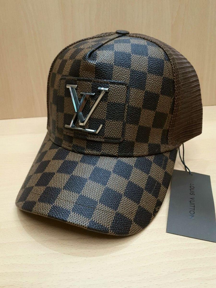 123e071fd6510 Gorras Louis Vuitton -   80.000 en Mercado Libre