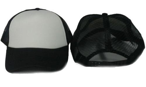 gorras malla