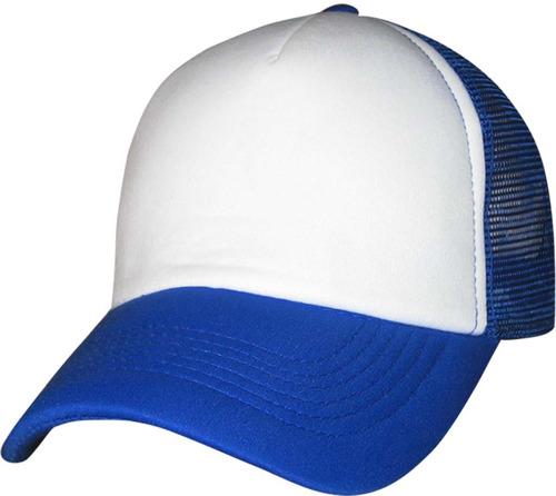 gorras malla dril estampados sublimacion bordado