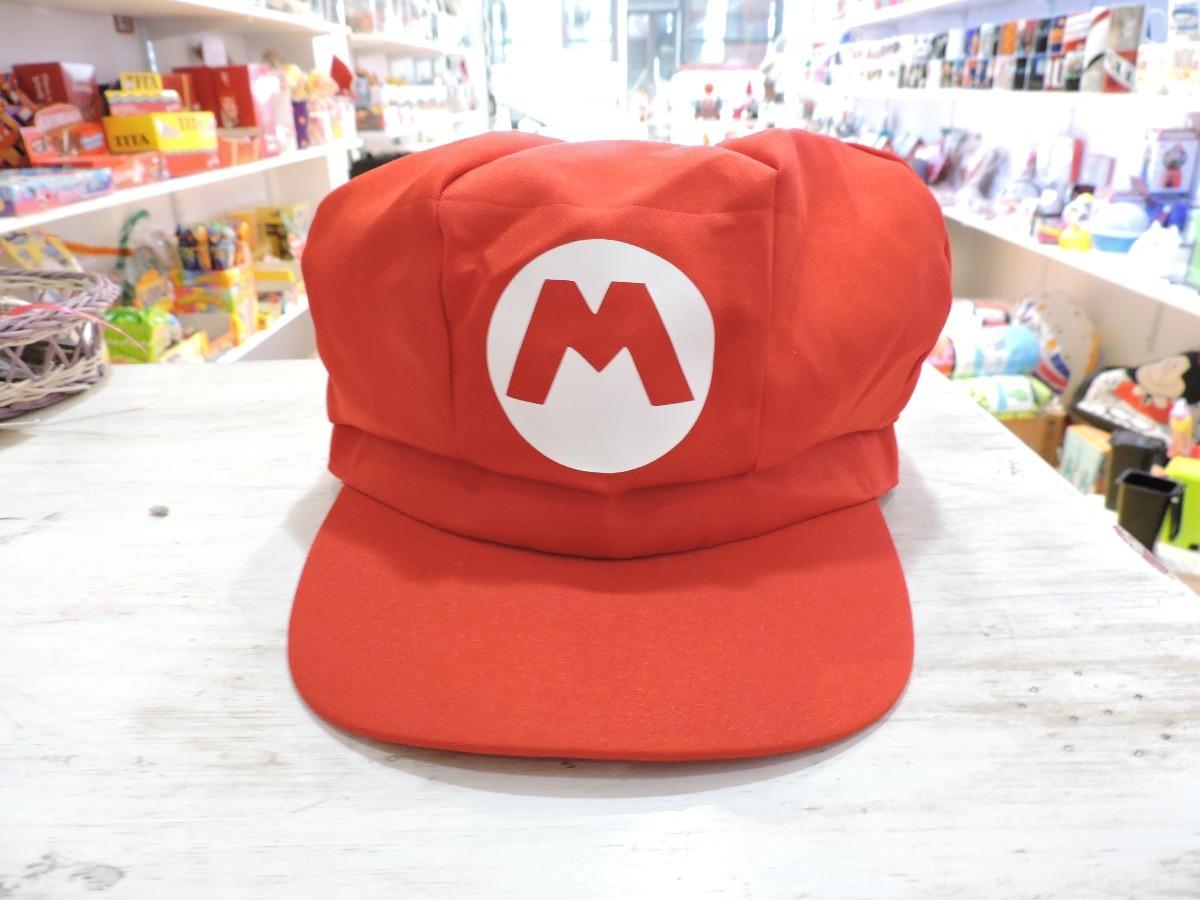 Gorras Mario Bros - Luigi Boinas Espectaculares -   290 def603d98f1