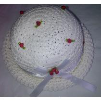 Sombreros Tejidos Multiusos Para Niñas