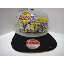 Gorras Snapback Lakers Nba