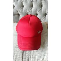 Gorra / Adidas / Caballero / Roja / Como Nueva.