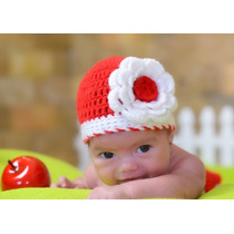 Gorros Tejidos Para Bebés, Niños Y Adultos