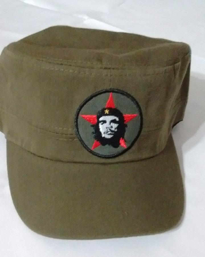 Gorras Modelo Militar El Che Guevara ce11d1f5c03