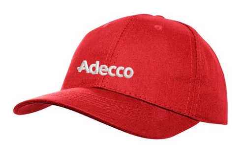 gorras negras con logo estándar bordado